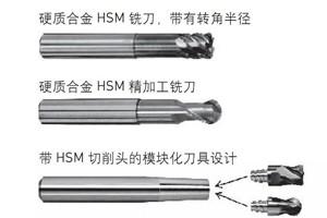 如何在高速铣HSM加工中用好刀具与刀柄?